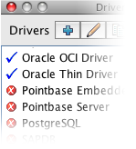 SQuireL SQL on OSX with Oracle drivers